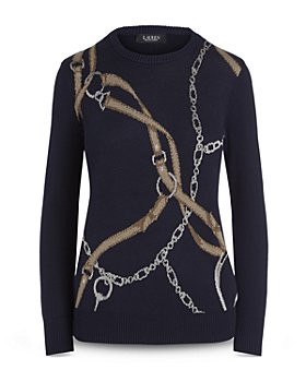 Ralph Lauren - Printed Sweater