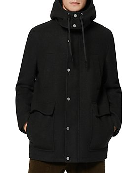 Andrew Marc - Hooded Duffel Coat