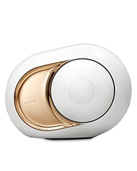 Devialet - Gold Phantom Speaker