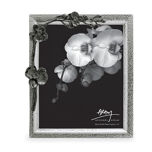 "Michael Aram - ""Black Orchid"" Frame, 8"" x 10"""