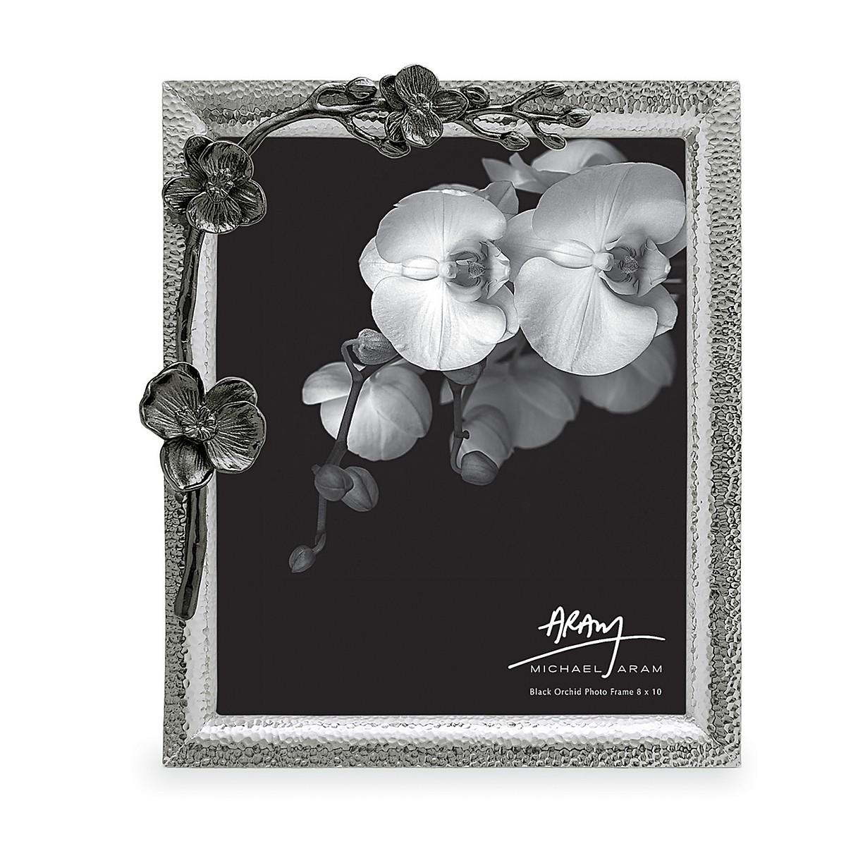Michael Aram Black Orchid Frame, 8\