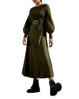 Ted Baker - Gwenii Belted Midi Dress