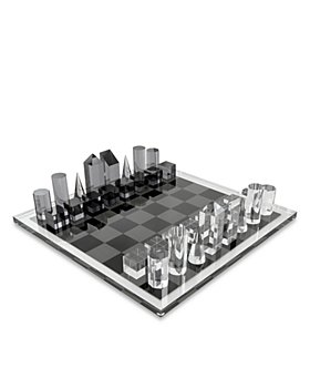Tizo - Lucite Chess Set