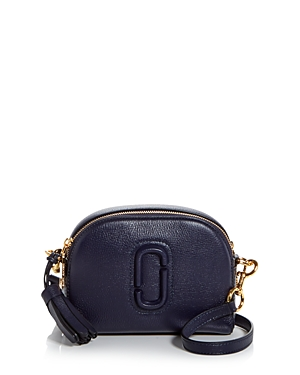 Marc Jacobs SHUTTER LEATHER CROSSBODY
