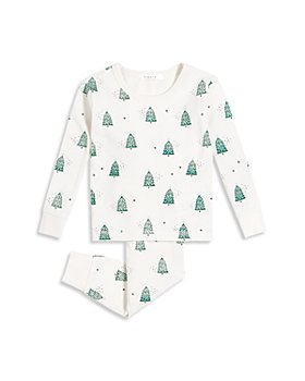 FIRSTS by petit lem - Boys' Tree Print Pajama Set - Baby