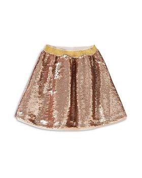 Peek Kids - Girls' Ariana Flip Sequin Skirt - Little Kid, Big Kid