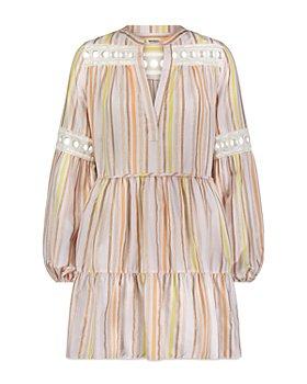 Lemlem - Retta Striped Mini Dress
