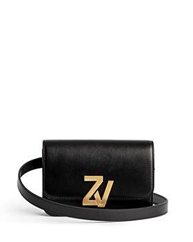 Zadig & Voltaire - ZV Initiale Leather Belt Bag