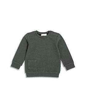 Miles Baby - Boys' Cotton Knit Top - Baby