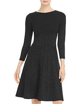 BOSS - Famme A Line Sweater Dress