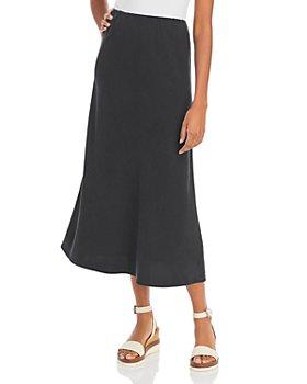 Bella Dahl - Pull On Midi Skirt