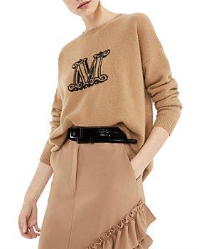 Max Mara - Cannes M Graphic Sweater