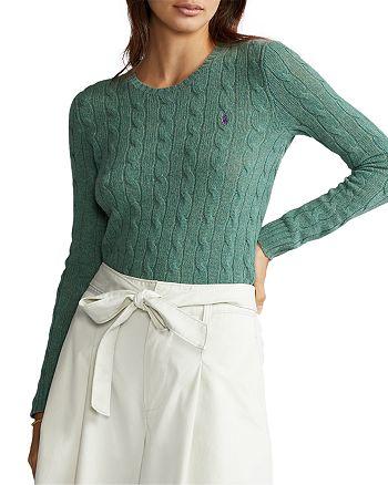 Ralph Lauren - Cable Wool-Blend Sweater