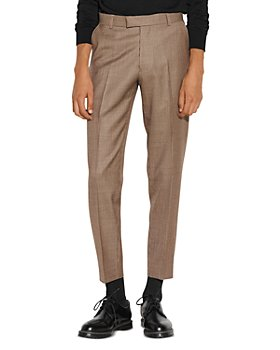 Sandro - Jupiter Wool Houndstooth Suit Pants