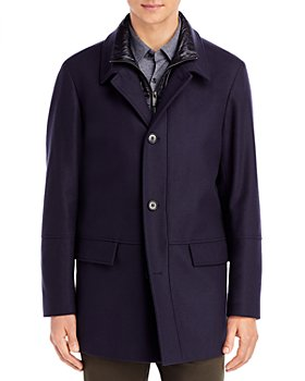HUGO - Barelto Wool Blend Coat