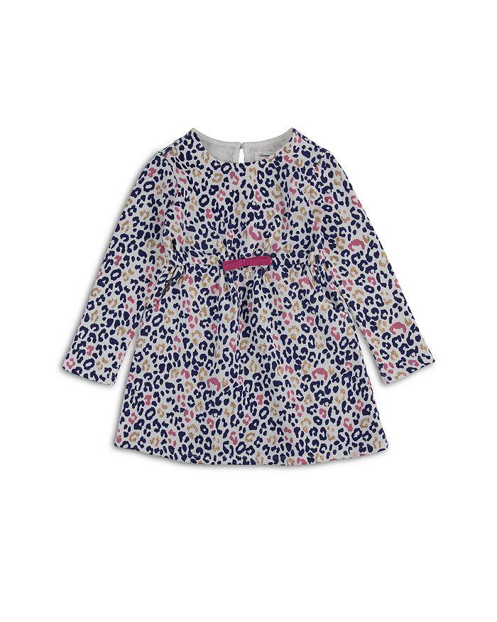 Sovereign Code Girls' Frederica Printed Fleece Dress - Little Kid, Big Kid In Blue