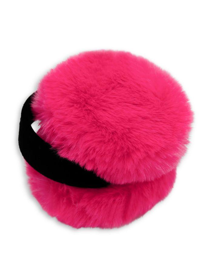 Surell Girls' Faux Fur Earmuffs  | Bloomingdale's