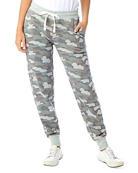ALTERNATIVE - Printed Jogger Sweatpants