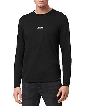 ALLSAINTS - State Cotton Long Sleeve Tee