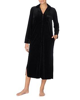 Ralph Lauren - Long Velvet Zipper Robe