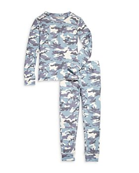PJ Salvage - Kids' Camo Pajama Set - Little Kid, Big Kid