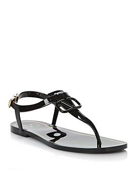 Valentino Garavani - Women's Strappy Thong Sandals