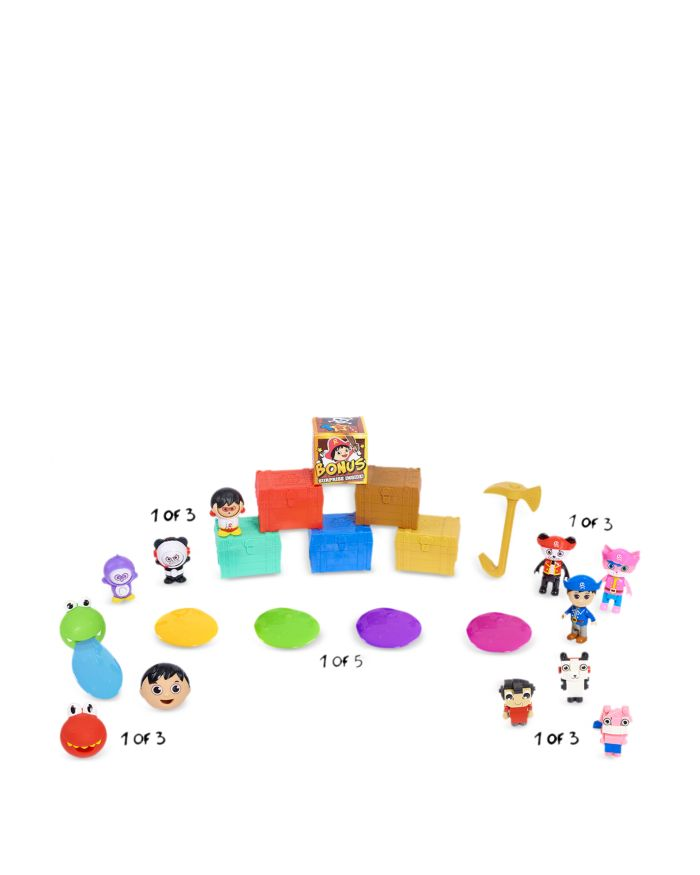 Just Play Ryan's World Pry and Smash Surprise Treasure - Ages 3+    Bloomingdale's