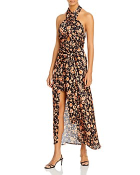 Significant Other - Effie Floral Print Maxi Dress