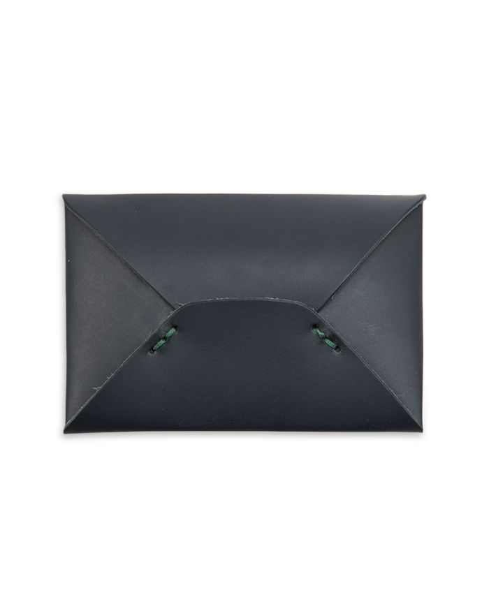 Sid Mashburn Ann Mashburn Leather Envelope Card Holder  | Bloomingdale's