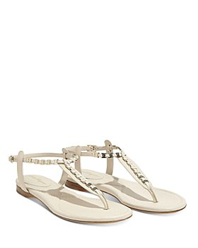 Salvatore Ferragamo - Women's Embellished Strappy Sandals