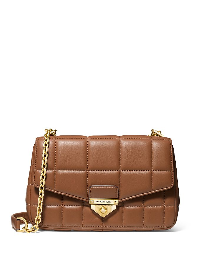 MICHAEL Michael Kors - Soho Large Leather Shoulder Bag
