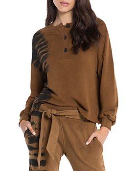 n:philanthropy - Pratt Tie Dyed Sweatshirt