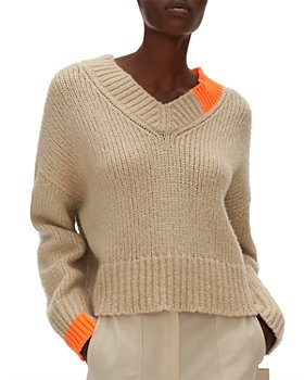 Helmut Lang - V Neck Sweater