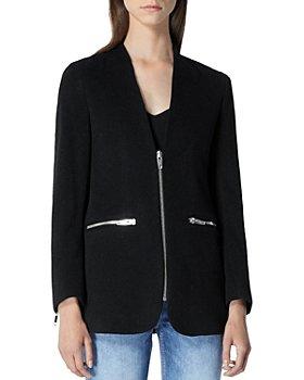 The Kooples - Zipped Jacket