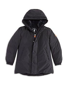 Save The Duck - Boys' Hooded Jacket - Little Kid, Big Kid