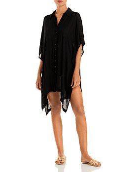 L*Space - Anita Button Front Cover Up