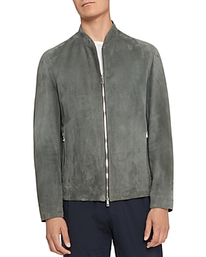 Theory Grand Suede Jacket