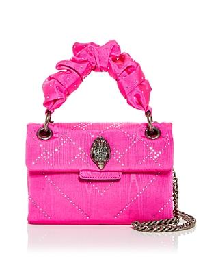 Kurt Geiger London Kensington Moire Mini Crossbody-Handbags