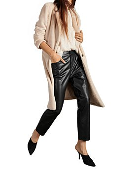Sanctuary - Keep It Cool Faux Shearling Duster Jacket