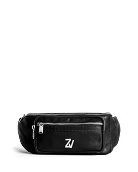 Zadig & Voltaire - ZV Initiale Jude Leather Waist Pack