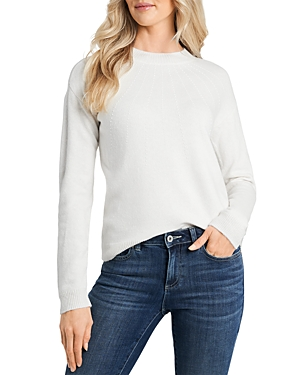 CeCe Embroidered Sweater