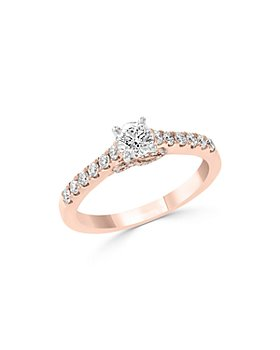 Bloomingdale's - Solitaire Diamond Engagement Ring in 14K Rose Gold, 0.75 ct. t.w. - 100% Exclusive