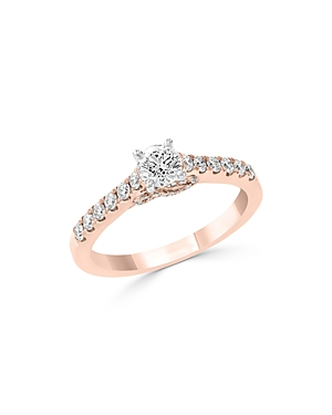 Bloomingdale's Solitaire Diamond Engagement Ring in 14K Rose Gold, 0.75 ct. t.w. - 100% Exclusive