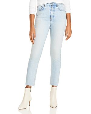 Karolina High Rise Skinny Jeans in Comes Back Around