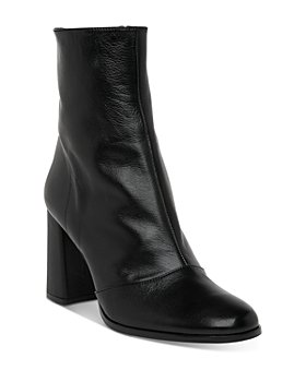 Whistles - Women's Dina High Heel Leather Ankle Boots