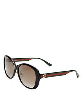 Gucci - Women's Round Sunglasses, 59mm