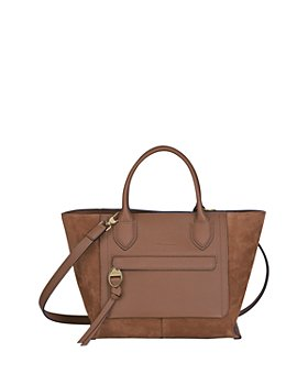 Longchamp - Mailbox Small Leather Handbag