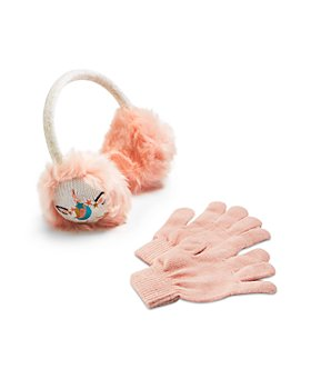 Capelli - Unisex Earmuffs & Gloves Set - Little Kid, Big Kid