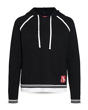 Calvin Klein - CK One Sock Band Lounge Hooded Sweatshirt