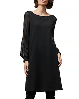 Lafayette 148 New York - Linden Sheer Sleeve Dress